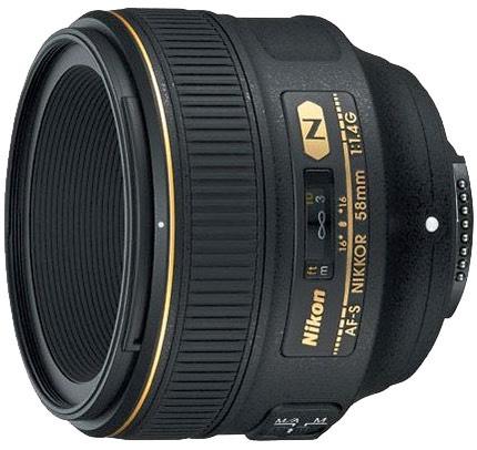 Nikon 58mm f/1.4G AF-S Lens Review