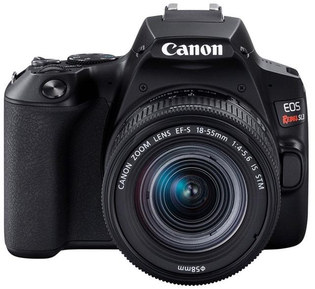 Canon Rebel SL3 / 250D Specifications | DSLRBodies | Thom Hogan