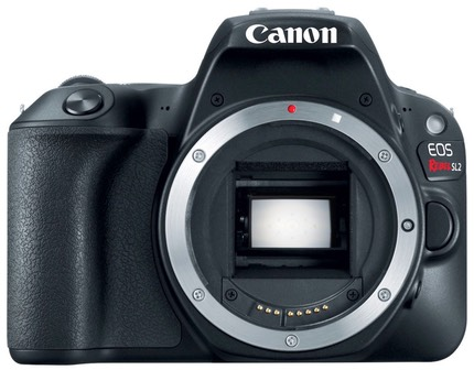 Canon rebel sl2 200d specifications dslrbodies thom hogan bythom canon sl2 fandeluxe Gallery