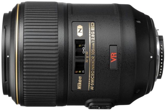 Micro-Nikkor 105mm f/2 8G AF-S VR   DSLRBodies   Thom Hogan
