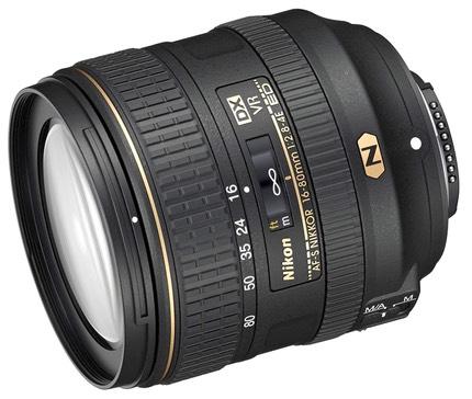 Nikon 16-80mm f/2 8-4E VR DX Lens Review | DSLRBodies | Thom Hogan