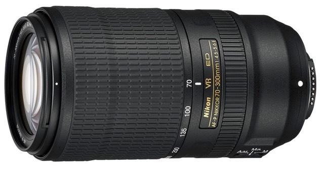 Nikon 70-300mm f/4 5-5 6 AF-P VR | DSLRBodies | Thom Hogan