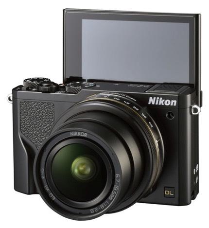 Nikon goes dl in compacts dslrbodies thom hogan bythom nikon dl 24 85mm fandeluxe Gallery