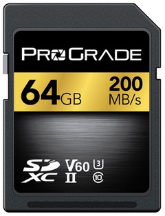 ProGrade 64GB SD Card Review | DSLRBodies | Thom Hogan