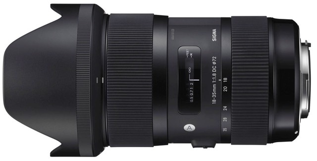 Sigma 18 35mm f18 art lens review dslrbodies thom hogan bythom sigma 18 35 fandeluxe Gallery