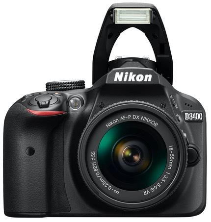 Nikon D3400 Camera Review | DSLRBodies | Thom Hogan
