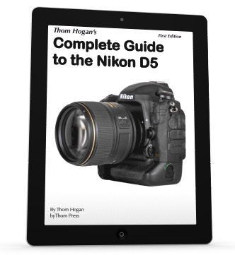D5 book on iPad