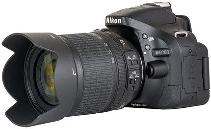 Nikon D5200 Camera Review | DSLRBodies | Thom Hogan