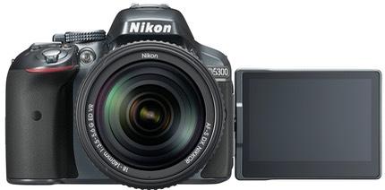 Nikon D5300 Specifications | DSLRBodies | Thom Hogan