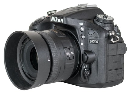 Nikon D7200 Camera Review | DSLRBodies | Thom Hogan