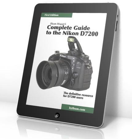Nikon D7200 Guide | DSLRBodies | Thom Hogan