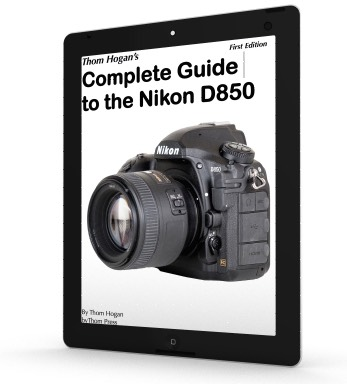 Nikon D850 Guide | DSLRBodies | Thom Hogan