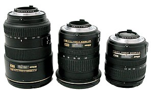 DX Lenses