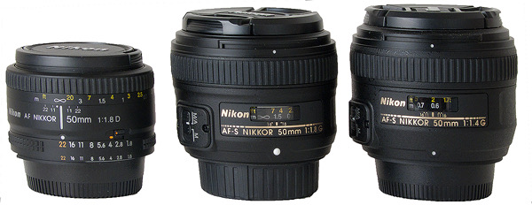 nikkor-50mm-lenses