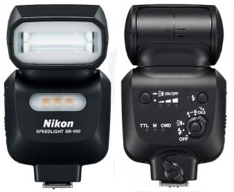 Nikon sb 500 speedlight specifications dslrbodies thom hogan the sb 500 is a small i ttl and manual flash capable nikon speedlight and is a good choice for many of the smaller cameras where all you want is more light fandeluxe Gallery